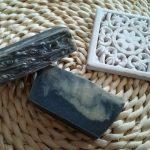 sheavajas szénporos szappan