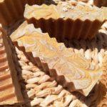 aranyló mézes szappan
