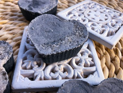 parajdi sós fekete szappan
